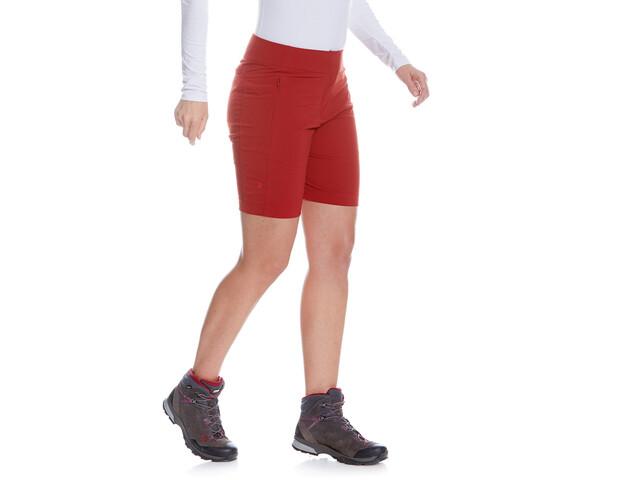Tatonka Lajus Shorts Mujer, rojo